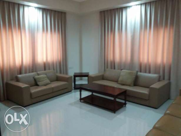 Fully furnished 2 bedroom apartment for rent in Janabiyah for 400/ inc