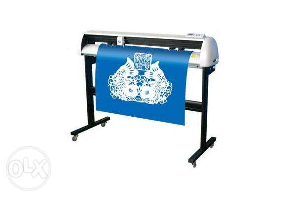 cutting plotter , heat press machine