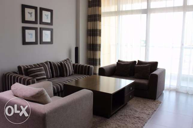 great flat 2 bedroom for navy in Juffair fully furnished