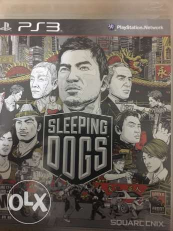 sleeping dogs for PS3 راس رمان -  1