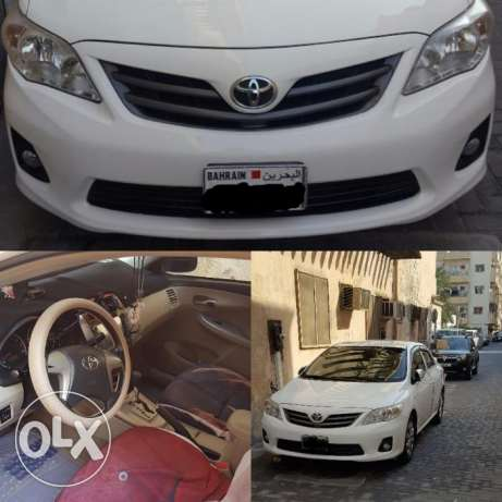 Toyota corolla 2013 XLI 1.6ltrs same as new condition and fully loaded