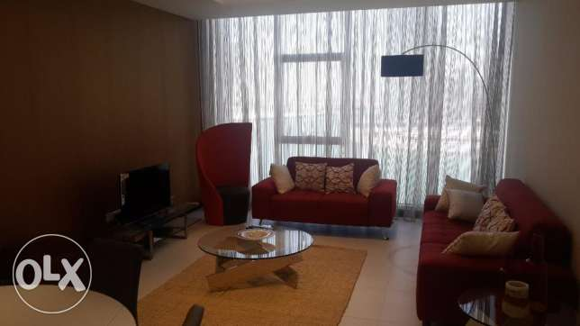 Sea view in Seef / Balcony / 2 BR