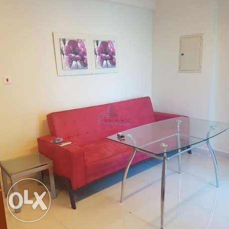 Simple and yet beautifully furnished one bedroom apartment