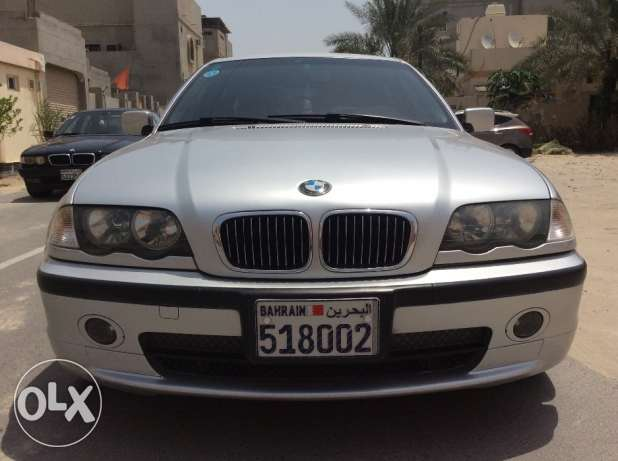 For Sale 2001 BMW 325i Japan Specification