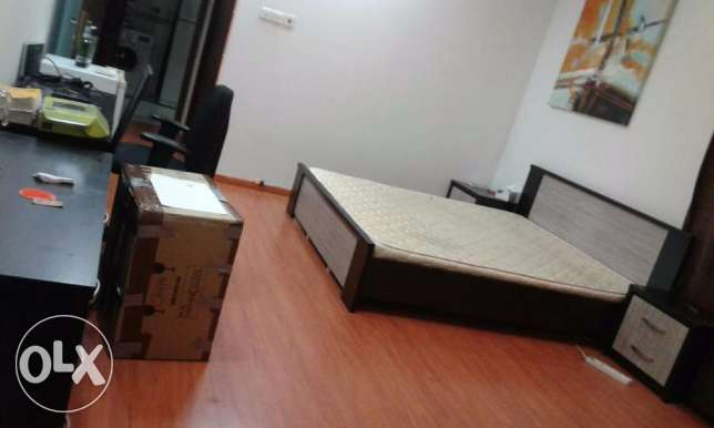 2 Bedroom Apartment Fully furnished inclusive in NEW HIDD جفير -  1
