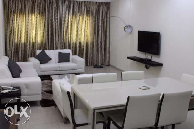 GREAT Apartment 2 bedroom f/furnished in Juffair
