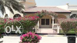 4 bed compound villa