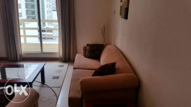 Spacious Apartment for rent in Busaiteen fully furnished