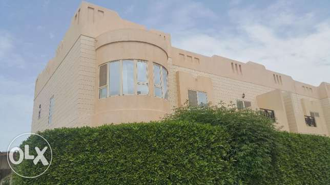 Luxury 3 Bedroom Double Story Villa In Janabiya Compound for Rent