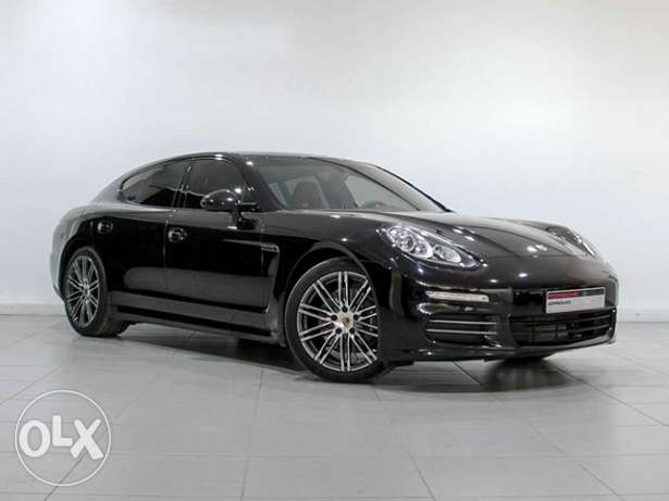 "Porsche Panamera 4 Edition 2016MY ""Approved"""