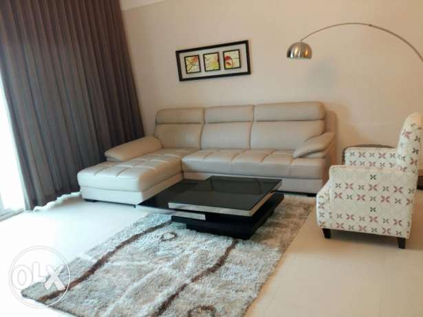 Bright 2 Bedroom Fully Furnished Apartment in Amwaj
