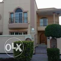 semi furnished villa with private pool close to saudi causeway