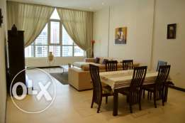 Decently furnished 2 Bedroom Spacious Flat