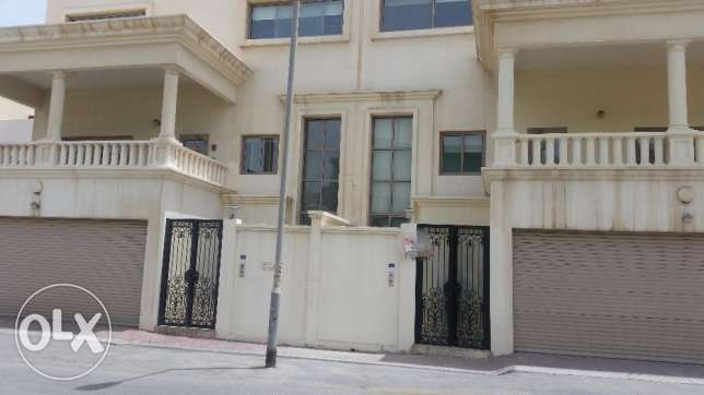 Three storey beautiful villa available in a compound in Adliya