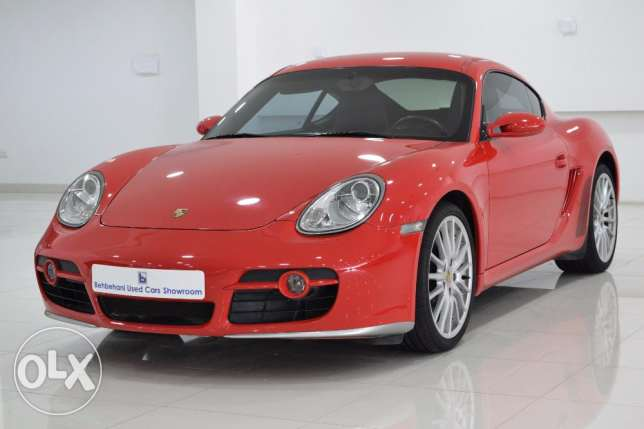 For sale in Bahrain Porsche cayman s 2006