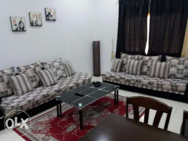 Fully furnished 2 bedroom apartment for 350/Incl