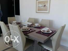 1 bedroom beautiful flat fully furnished in New hidd