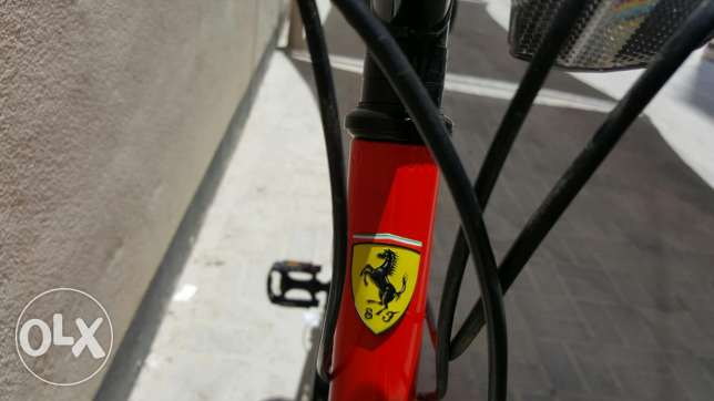 Ferrari bike limited edition