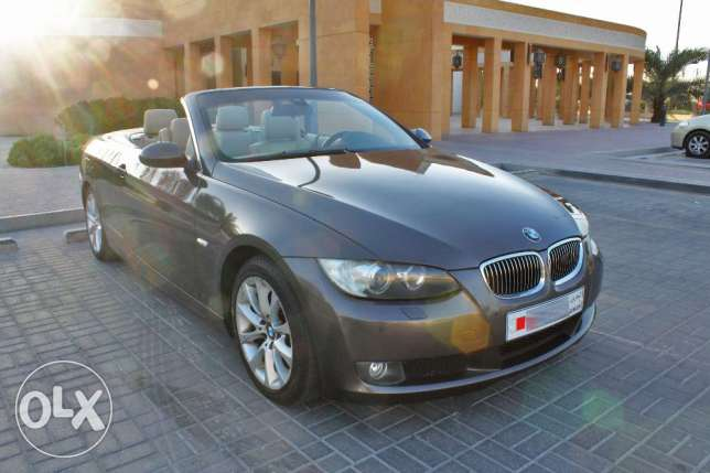 BMW 320 Convertible Excellent Condition توبلي -  1