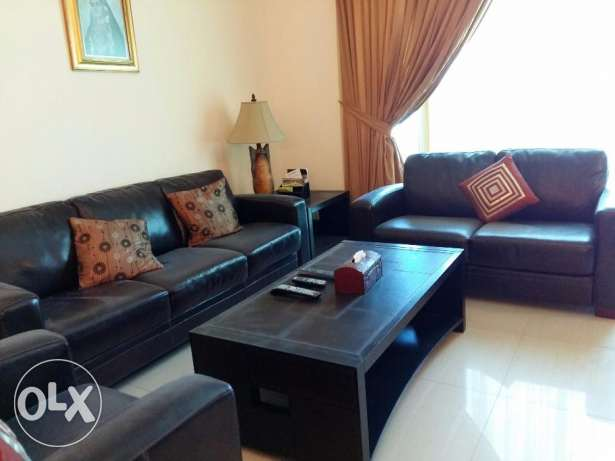 3 bedroom beatutiful flat in Amwaj/fully furnished with gym&pool جزر امواج  -  2