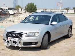 For sale luxury car Audi a8l 2006 for low km negotiable