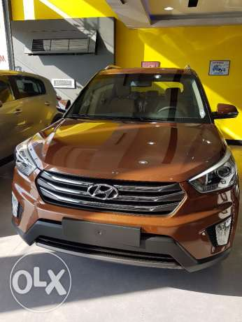Brand New HYUNDAI Creta 2016 Full Option