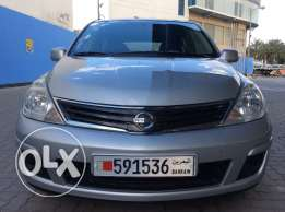 For Sale 2013 Nissan Tida 1.8 Hatch Back Single Owner Bahrain Agency