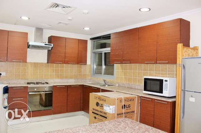 Great 2 bedroom flat fully furnished in Juffair