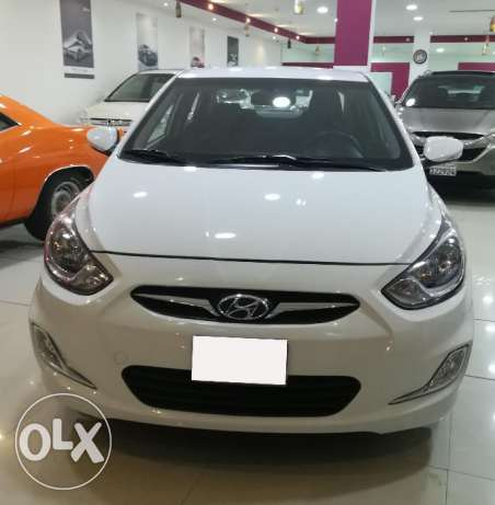 hyundai Accent 1.6L Model 2015 Monthly 78Bd