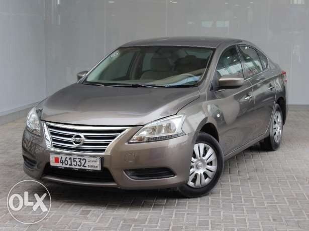 Nissan SENTRA low 2013 Grey For Sale