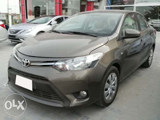 Toyota Yaris 2014 Model 3400 Only