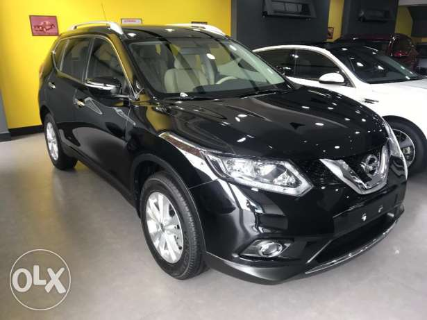 Brand new Nissan X-Trail 4wheel drive 0km