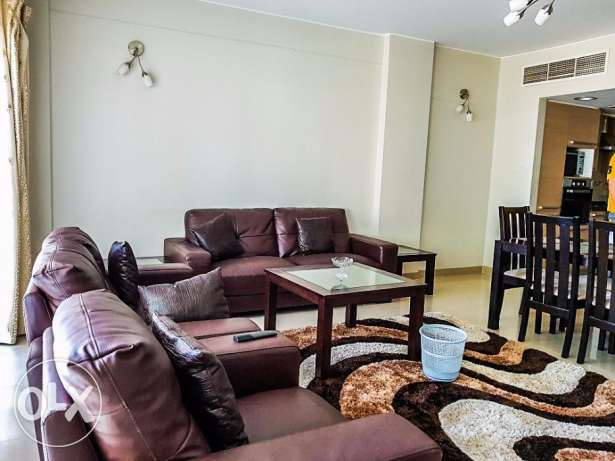 New Modern Luxurious Furnished 2 BR Apartment جزر امواج  -  2