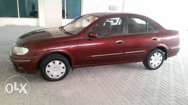 I want to sale nissan sunny accident free original colour