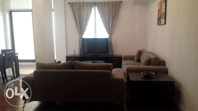 Luxurious 1bedroom apartment fully furnished facing Sea & beach