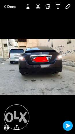 Nissan Maxima 2010 Full Option