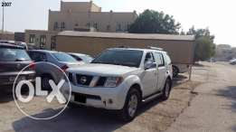 Full Option Nissan Pathfinder