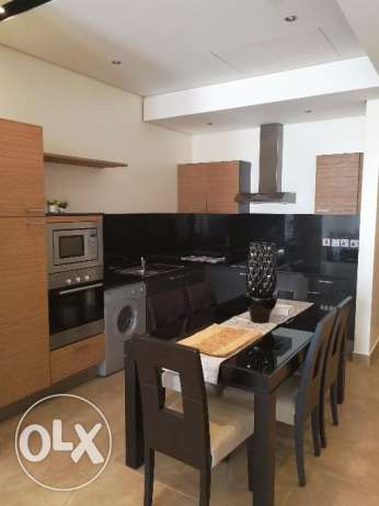 Beautiful, modern fully furnished 2 bedrooms flat for rent in Sanabis