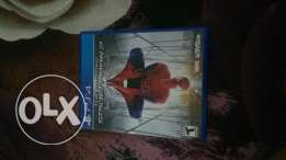 Used for 3 days the amazing spiderman 2