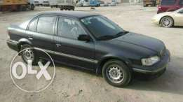 Toyota tercel 1.6 for sale