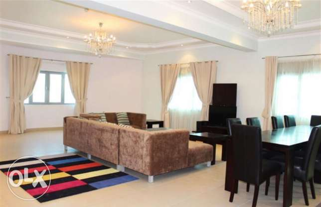 Brand new huge 3 Bedroom apartment , fully furnished BD 750/- only