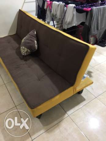 Sofabed and mixed stuff for sale