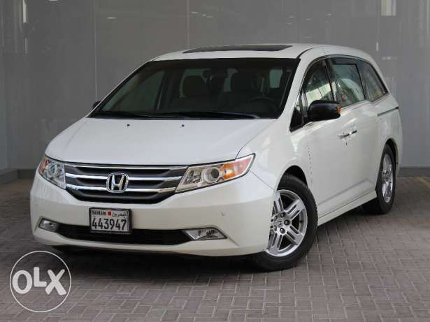 Honda Odyssey Touring 5Dr 3.5L New 2012 White For Sale