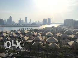 Brand new Three bedrooms Semi furnished apartment in Reef Island .