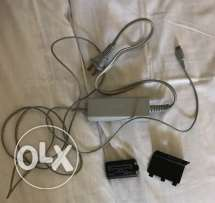 Xbox One and Wii U controller chargers