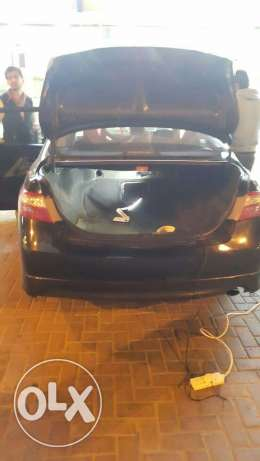 Camry 2008 full option black colour