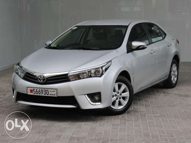 Toyota Corolla 2.0L XLI 2016 Silver For Sale
