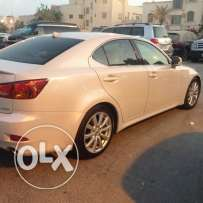 Lexus is300 model 2007 very good condition no single fault very clean