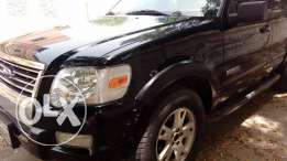 Ford Explorer 2007-Black فورد اكسبلورر