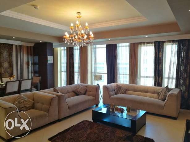 3 Bedrooms Super Luxury Apartment For Rent In Zinj.